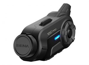 Sena 10C Pro bluetooth interkom s kamerou