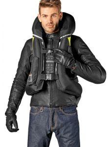 Airbagová vesta Spidi Full DPS Vest (bez chrtového chrániča)