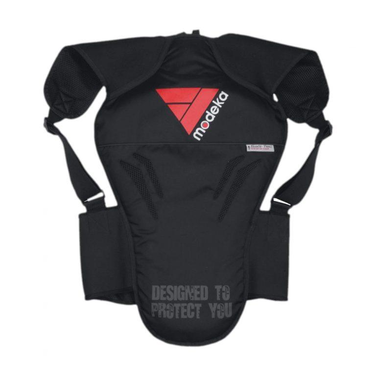 Modeka SAS-TEC chrbtový chránič