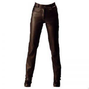 Kožené nohavice Roleff New Fit