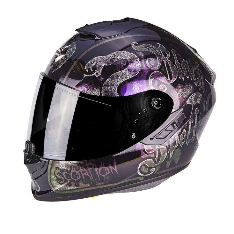 Scorpion Exo 1400 Air Blackspell