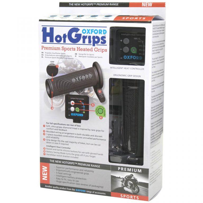 Oxford HotGrips™ Premium Adventure