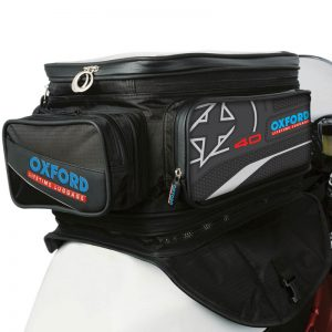 Oxford X40 Lifetime Expander 2014 tankbag