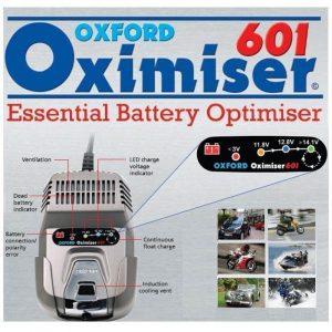 nabíjačka Oximiser 601, Oxford
