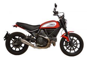 Výfuk LeoVince Ducati Scrambler 800