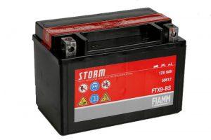 Fiamm FTX9-BS (YTX-9BS) 8Ah 120A