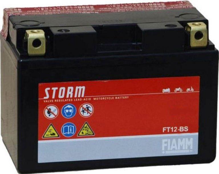 Fiamm FT12-BS (YT12-BS) 10Ah 150A
