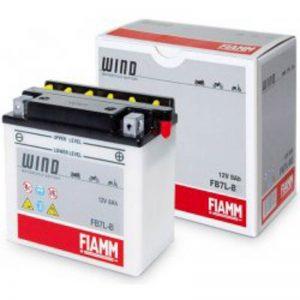 Fiamm FB7L-B (YB7L-B) 8Ah 80A