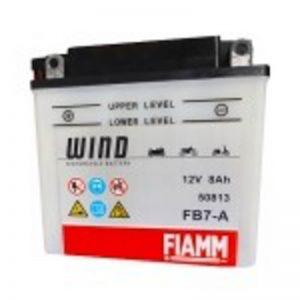 Fiamm FTX12-BS (YTX12-BS) 11Ah 150A