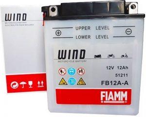 Fiamm FB12A-A (YB12A-A) 12Ah 130A