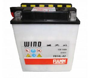 Fiamm FB14L-A2 (YB14L-A2) 14Ah 150A