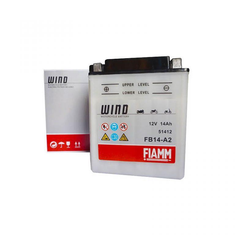 Fiamm FB14-A2 (YB14-A2) 14Ah 150A