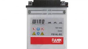 Fiamm FB14L-B2 (YB14L-B2) 14Ah 150A