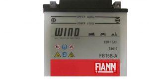 Fiamm FB16B-A (YB16B-A) 16Ah 200A