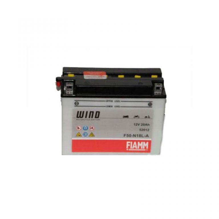 Fiamm F50-N18L-A (Y50-N18L-A) 20Ah 200A