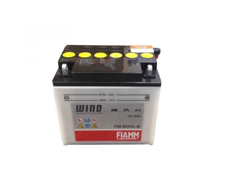 Fiamm F60-N24AL-B (Y60-N24AL-B) 24Ah 220A