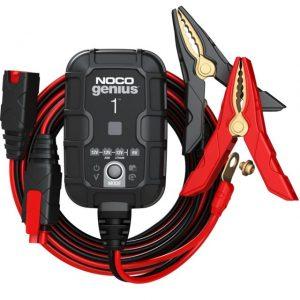 automatická nabíjačka NOCO Genius1 6V/12V-1A