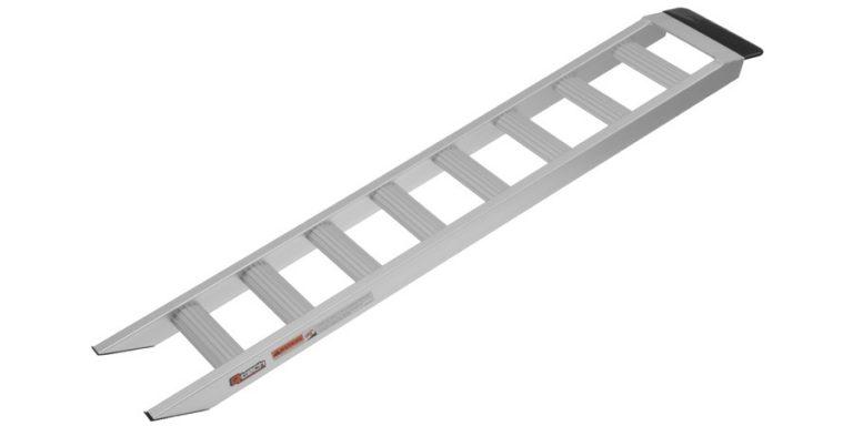 Nájazdová rampa hliníková(1ks)