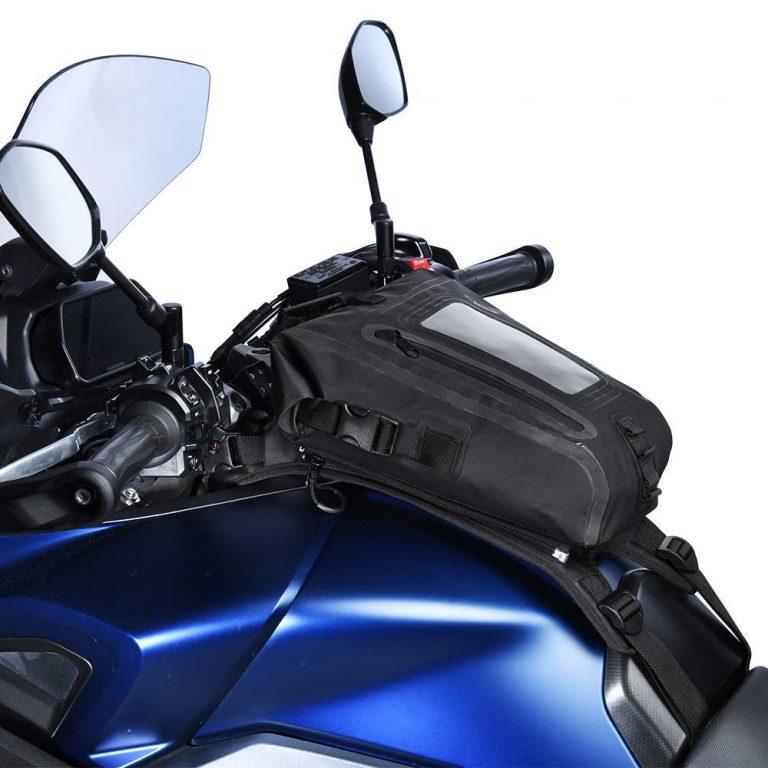 Oxford tankbag Aqua S8 na motocykel s popruhmi(objem 8l)