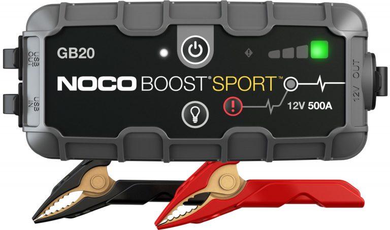Noco Genius Boost GB20+ power banka