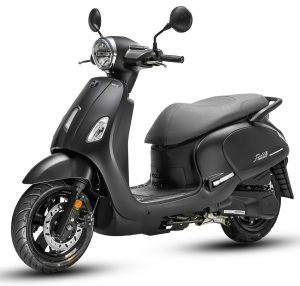 Sym Fiddle 125i LC ABS (EURO 5)