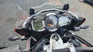 Triumph Explorer 1200 XRT