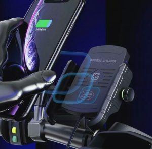 Wireless Charger, univerzálny držiak na mobilné telefóny s bezdrôtovým nabíjaním