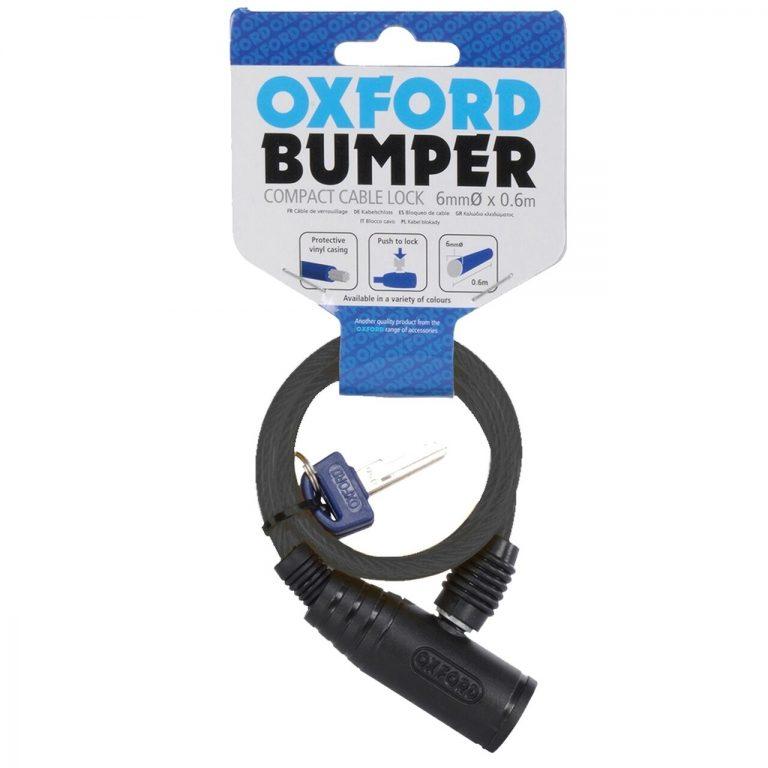 zámok Bumper Cable Lock, Oxford