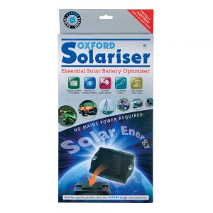 Nabíjačka Solariser, Oxford