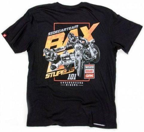 tričko Fan Bax Stupelis, 101 Riders