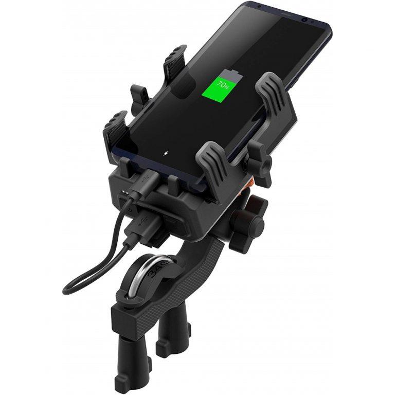Sena PowerPro držiak mobilného telefónu s power bankou