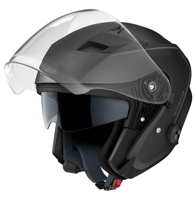 Sena Outstar s headsetom